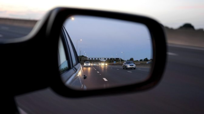 What is the Benefit of Looking in the Rear View Mirror?