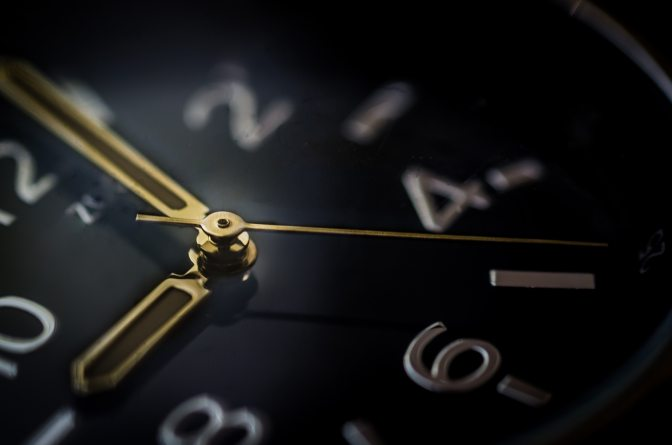 How Do You Make the Most of the Ticking Clock?