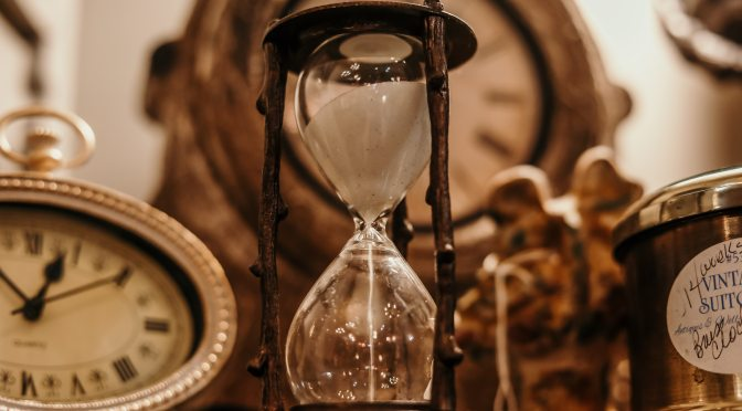 Time Passes without Notice